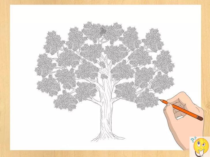 Дерево картинки вишневое 7
